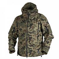 Куртка Helikon-Tex Patriot - Double Fleece Woodland