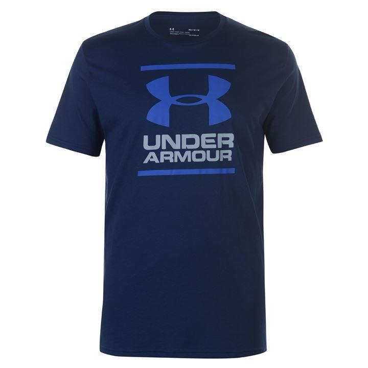 Футболка Under Armour Sportstyle Logo TShirt Mens
