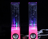 Колонки с фонтанчиком (фонтаном) Water Dancing Speakers для компьютера