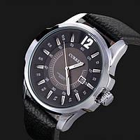 Часы мужские Curren Colorado black-silver-black