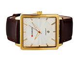 Часы мужские Curren Senator gold white, фото 4
