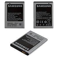 Аккумулятор (АКБ, батарея) EB494358VU для Samsung Galaxy Gio S5660, 1200 mAh, оригинал