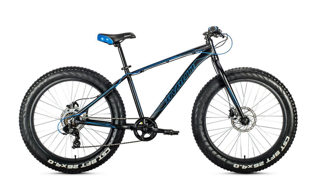 Велосипед 26 Avanti FAT 4.0 гидравл. Fatbike