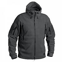 Куртка Helikon-Tex Patriot - Double Fleece Shadow Grey, фото 1