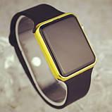 Часы наручные  LED Score yellow, фото 2