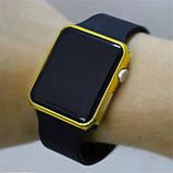 Часы наручные  LED Score yellow, фото 4