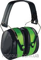 Наушники с шумоподавлением 32dB зелёные (усиленный наголовник)