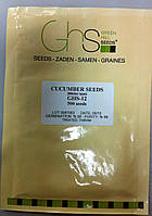 Семена огурца партенокарпического GHS-12 F1, ранний, 500 семян