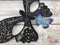 Бабочка на леске 19466 чокер украшение на шею женская бижутерия