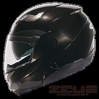 Мотошлем Zeus ZS-3100 Черный глянец, фото 1