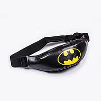 Сумка на пояс, бананка, поясная сумка - Batman (DC)