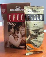 Капучино Grandos Choco 10 штук грандос шоколад Германия без картонной упаковки