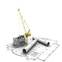 Разработка проектов, строительно-монтажные работы на сложных промышленных объектах