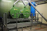 Промышленная молотковая зернодробилка RVO