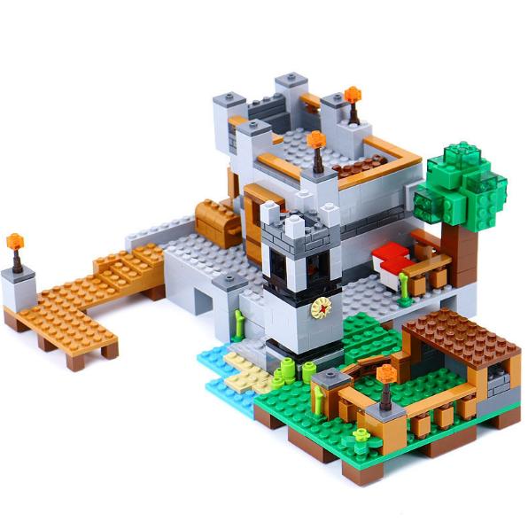 """Конструктор Lele 33191 Minecraft """"Береговая Цитадель"""" купить"""