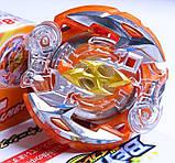 Бейблейд Краш Рагнарук Роктавор Р4 В-111 Beyblade Crash Ragnaruk Roktavor R4 B111 волчок игрушка для мальчиков, фото 4