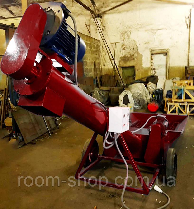 Шнекові розвантажувачі вагонів (Хопер) зерна на 50 тонн на годину