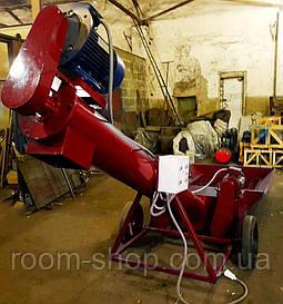 Шнековые разгрузчики вагонов (Хопер) зерна на 50 тонн в час