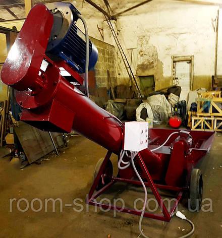 Шнековые разгрузчики вагонов (Хопер) зерна на 50 тонн в час, фото 2