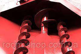 Шнековые разгрузчики вагонов (Хопер) зерна на 50 тонн в час, фото 3