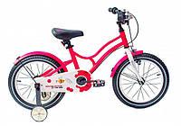 Велосипед Ardis Вулик 16 Ардіс БиХев Рожевий