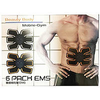 Миостимулятор Gym EMS - тренирует и подтягивает мышцы