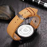 Часы мужские наручные XI New brown, фото 4