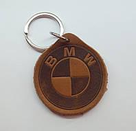 Кожаный брелок / Марки авто / BMW, фото 1