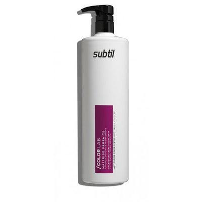 DUCASTEL Subtil Color Lab Disciplinant Shampoing Creme - Шампунь для кучерявых и непослушных волос, 1000мл.