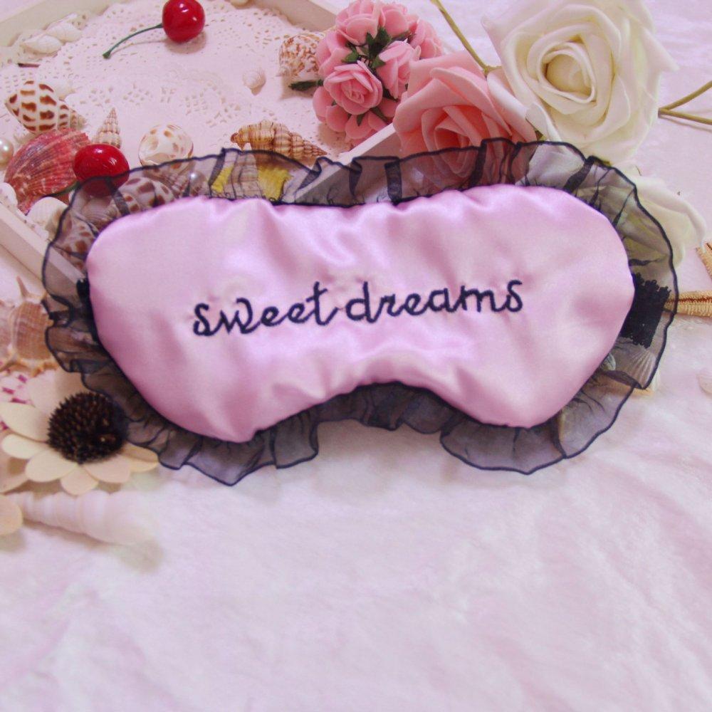 Маска для сна Sweet dreams pink