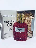 Тестер Escentric Molecules Escentric 02 60 мл