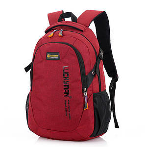 Легендарный рюкзак Chansin. Цвет: красный