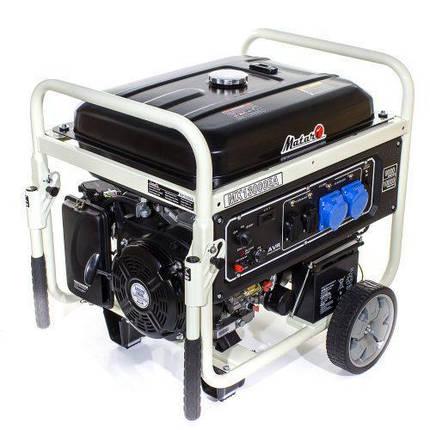 Генератор бензиновый Matari MX13003EA-ATS (10 кВт), фото 2