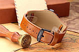 Часы мужские Curren Aviator brown-white, фото 3