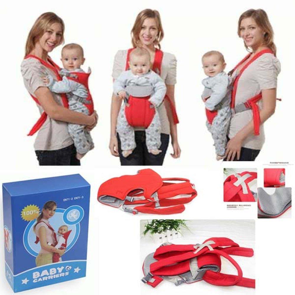 Слинг-рюкзак для переноски ребенка Baby Carriers EN71-2