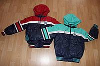 Куртка для мальчика демисезонная 8 - 10 лет