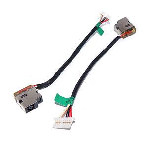 Разъем гнездо кабель питания HP Probook  430 G3, 435 G3 - 804187-S17 разем, фото 2