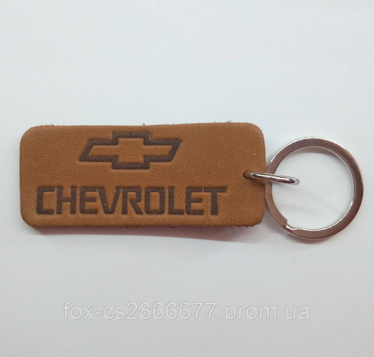 Кожаный брелок / Марки авто / Chevrolet