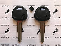 Корпус авто ключа под чип для Hyundai(Хундай) левое с упором