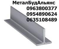 Тавр алюминиевый АД31Т5  30х30х2,0 мм  as/бп