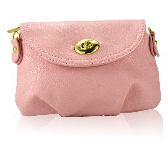 Сумка-клатч жіночий Фінч pink (рожевий)