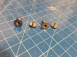 Гвинт кобурний нікель, фото 2