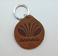 Кожаный брелок / Марки авто / Daewoo, фото 1