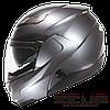 Мотошолом Zeus ZS-3100 Сірий глянець