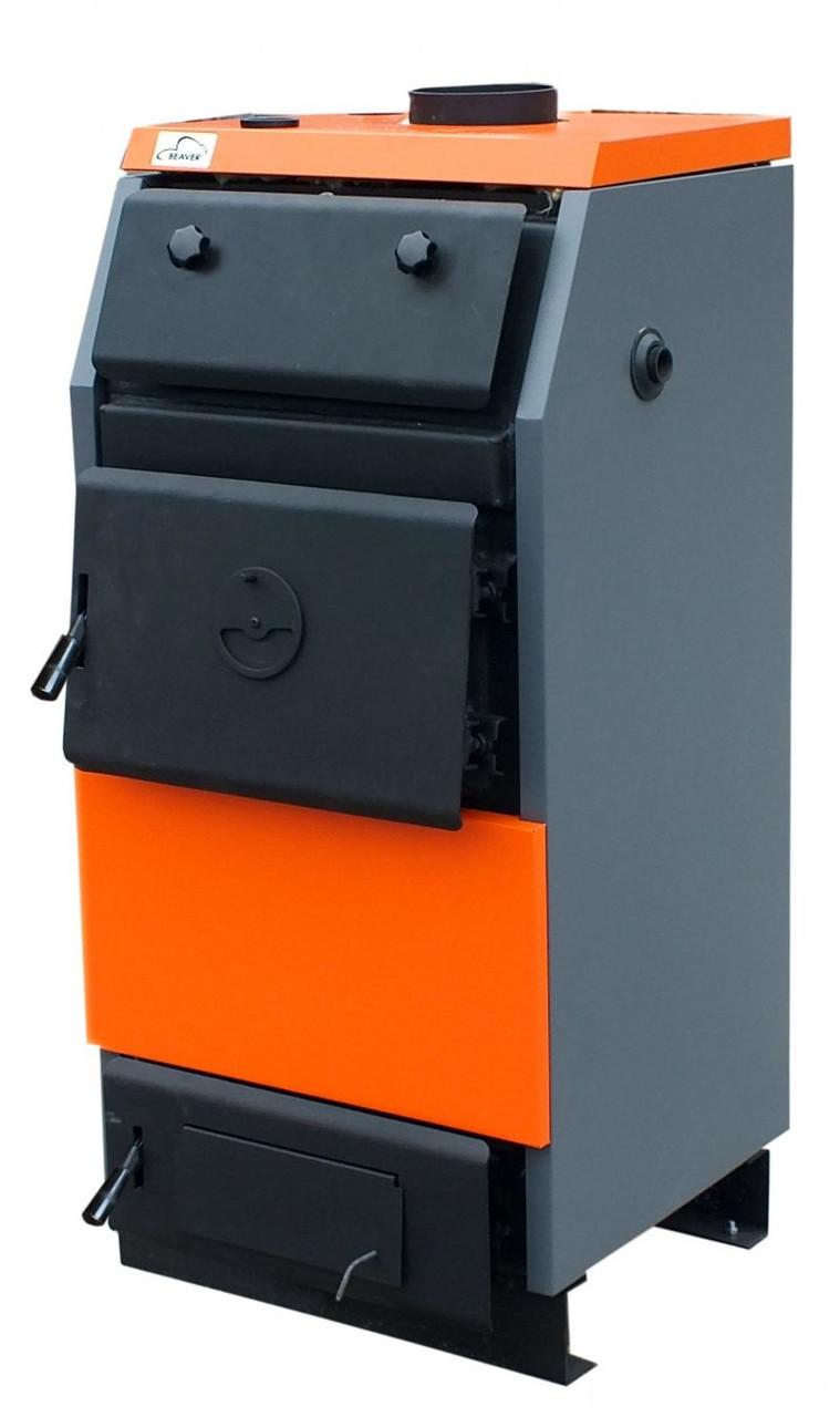 Твердопаливний котел BEAVER Pro 35