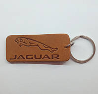 Кожаный брелок / Марки авто / Jaguar, фото 1