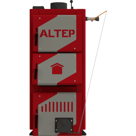 Твердопаливний котел ALTEP Classic Plus 12