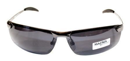 Очки Matrix Polarized 08028 C2-91 черные