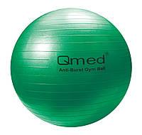Гимнастический мяч ABS GYM BALL 65 см цвет зеленый Qmed КМ-15
