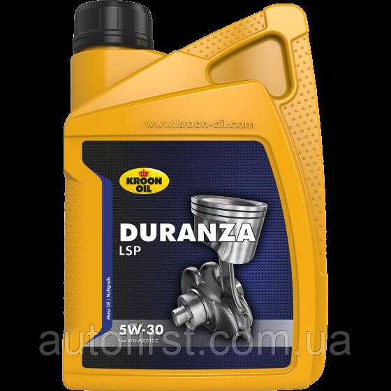 KROON OIL Масло двигателя DURANZA LSP 5W-30 1л